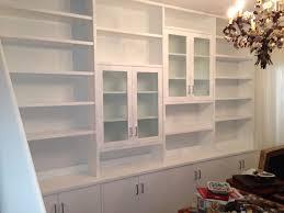librerie bianche arredamenti in legno
