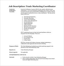 sample resume for marketing coordinator marketing analyst job description marketing analyst job