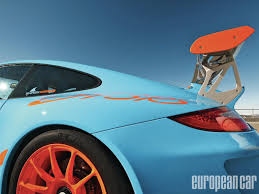 porsche sharkwerks shark werks gt3 european car magazine