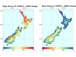 Synoptic Weather Map Definition Climate Change Scenarios For New Zealand Niwa