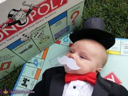Monopoly Halloween Costume 23 Halloween Costumes Bald Babies Rookie Moms