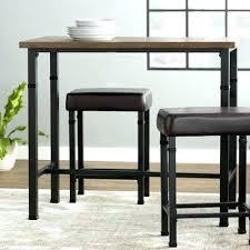 kitchen dining furniture stool table set bar stool table set 3 pub table set bar