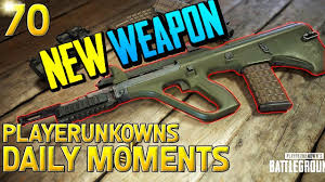 pubg aug pubg new weapon update aug a3 pubg best stream moments
