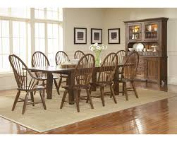 Dining Room Tables With Leaves Leg Dining Table With Leaves By Broyhill Furniture Wolf And