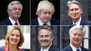 How Many Cabinet Positions Are There Theresa May Shakes Up Government With New Look Cabinet Bbc News