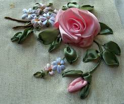silk ribbon roses 100 best fabric ribbon embroidery designs images on