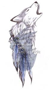 26 best howling wolf designs images on