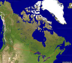 Maps Canada by Primap National Maps