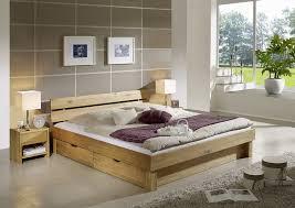 Schlafzimmer Betten Mit Bettkasten Xxs Campino Holzbett 160 X 200 Cm In Wildeiche Mit Bettkasten