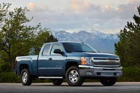 Classic Chevy Trucks Models - 2013 chevrolet silverado reviews and rating motor trend