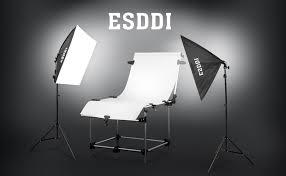 studio lighting equipment for portrait photography amazon com esddi 20 x28 softbox photography lighting kit 800w