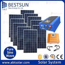 le bureau solaire 10kw système d énergie solaire pour la maison bureau système d