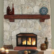 Fireplace Mantel Shelf Designs by Cherry Fireplace Mantels You U0027ll Love Wayfair
