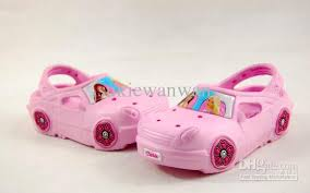baby sandals barbie cars sandals shoes kids snow white