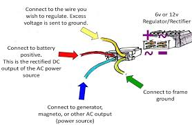 wiring diagram for rectifier on wiring download wirning diagrams