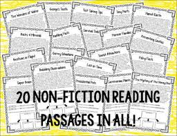 finding the main idea with non fiction text by kim miller tpt