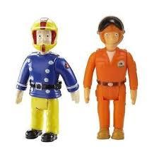 buy fireman sam 2 figure pack quad bike sam u0026 tom thomas toy