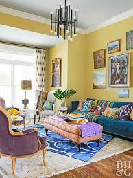 decorating ideas for a yellow living room