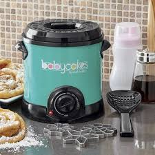 funnel cake fryer by babycakes from seventh avenue dt745630