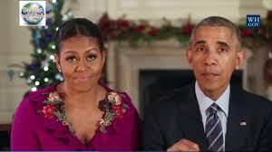first family delivers last christmas message december 2016 obama