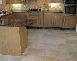 travertine flooring kitchen best kitchen designs