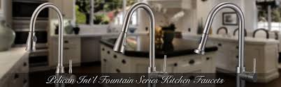 wholesale kitchen faucets wholesale kitchen faucets pull pull out heads pelican int l