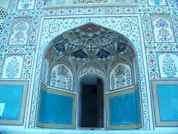 Home Decoration Items India Stunningly Beautiful Blue Tile From Jaipur India Turquoise