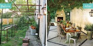 before and after 5 inspiring porch and patio makeovers curbly