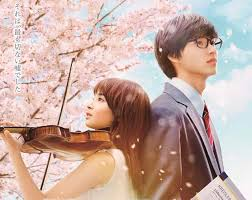 download film anime uso now showing your lie in april shigatsu wa kimi no uso live