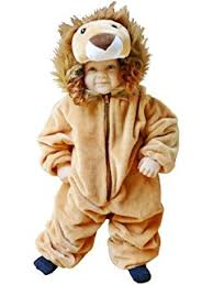 Lion Halloween Costume Toddler Amazon Infant Toddler U0027s Cuddly Lion Halloween Costume Toys