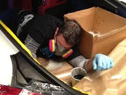 lexus es300 subwoofer porsche panamera subwoofer enclosure build srq customs sarasota