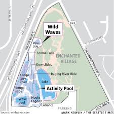 Federal Way Seattle Map by Investigators Unsure What Led To Man U0027s Drowning At Wild Waves