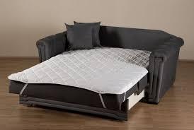 Tempurpedic Sleeper Sofa Mattress Charming Replacement Mattress For Sofa Bed With Sleeper Sofa