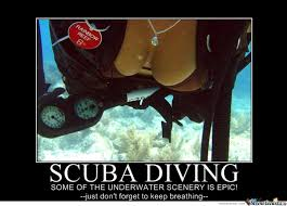 Scuba Meme - scuba diving by zeapawak meme center