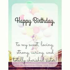 Happy Birthday Quotes Happy Birthday Sister Quotes Birthday Wishes For My Sister