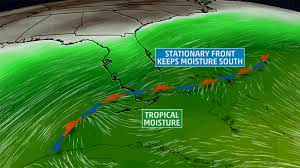 Weather Florida Map by Heavy Rain Caused Flooding In South Florida The Weather Channel