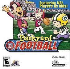 Backyard Baseball Ps2 Backyard Football Series Backyard Sports Wiki Fandom Powered
