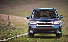 green subaru forester 2014 2014 subaru forester 2 5i limited xt first test truck trend