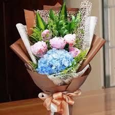 peony flower delivery peony flower delivery singapore style by modernstork
