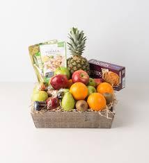 gift fruit baskets nature s bounty fruit basket bartz viviano flowers gifts