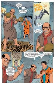 the flintstones the flintstones 1 read the flintstones issue 1 page 17