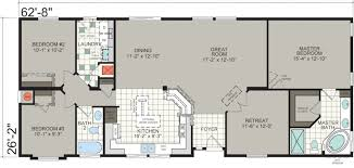 Mobile Home Floor Plans by Silvercrest Mobile Home Floor Plans Home Plans