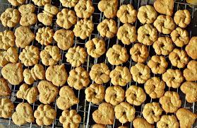 danish vanilla wreaths vanille kranse oxo good grips cookie