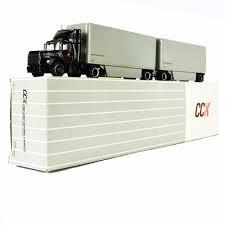 model semi trucks ups diecast truck ccx conway 1 53 tonkon tractor trailer model
