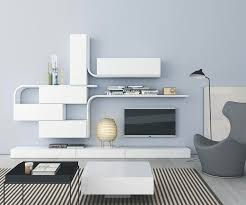 wohnwã nde design funvit kleines zimmer mit sofa