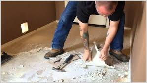 Removing Ceramic Floor Tile Remove Ceramic Tile Glue From Concrete Floor Tiles Home Design