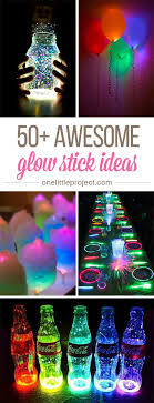neon party ideas 50 awesome glow stick ideas