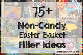 Gift Ideas For Easter 75 Non Candy Easter Basket Ideas Find It Make It Love It