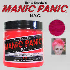 Pretty Colors To Dye Your Hair Manic Panic Classic Semi Permanent Vegan Hair Dye Color All Colors