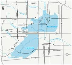 Buffalo Bayou Park Map Hcfcd Investigation Of De Silting Channels That Drain To Addicks
